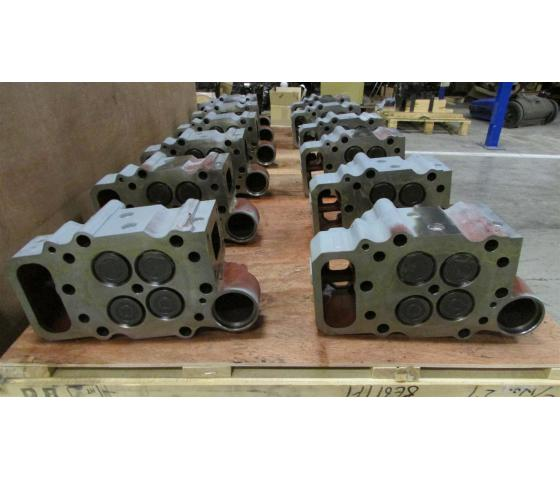 S6R, S12R, S16R, Cylinder head. 3750160051